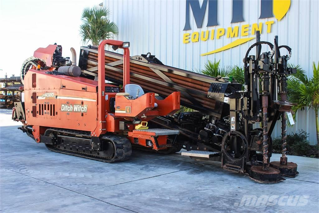 Ditch Witch JT4020AT