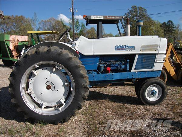 Ford 6000 Diesel Tractor : Ford tractors price £ year of manufacture