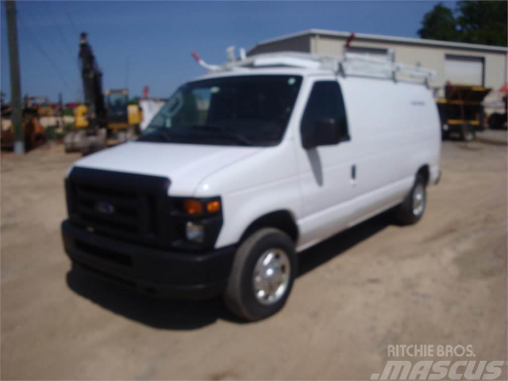 Ford e150 2010 municipal general purpose vehicles