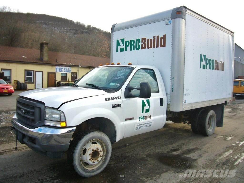 Ford f450 2003 other