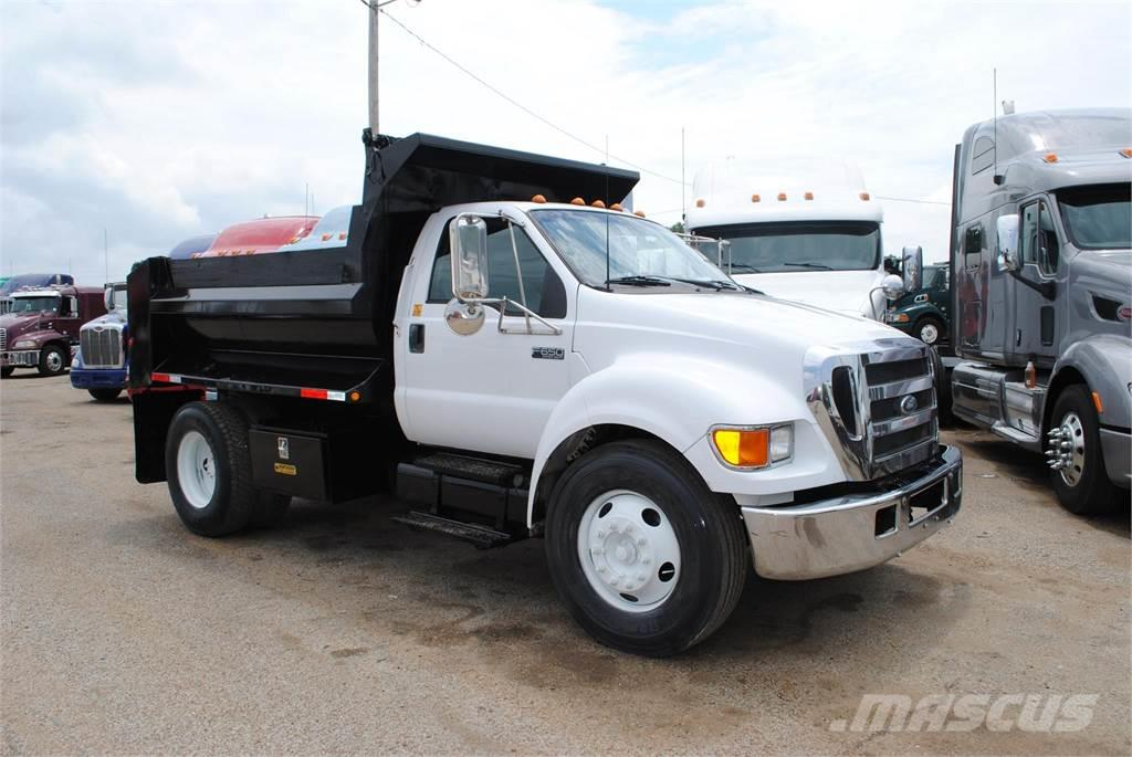 ford f650 for sale covington tennessee price 17 000 year 2006 used ford f650 dump trucks. Black Bedroom Furniture Sets. Home Design Ideas