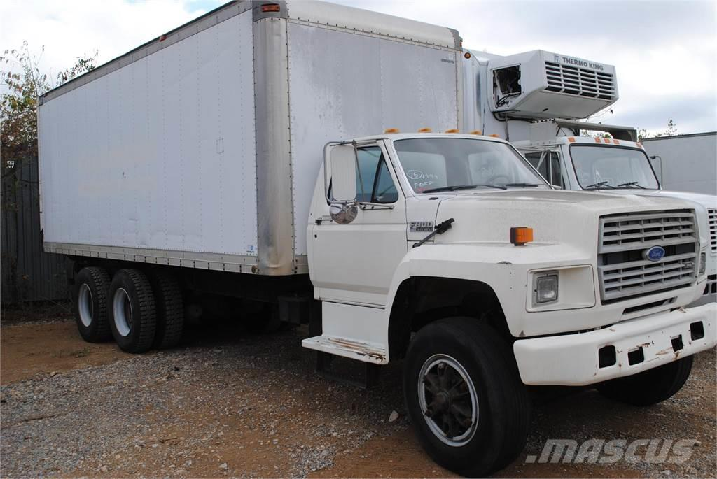 Ford F900