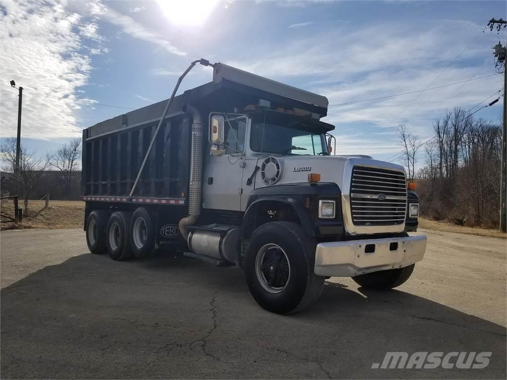 ford l9000 for sale bardstown kentucky price 35 000 year 1996 used ford l9000 dump trucks. Black Bedroom Furniture Sets. Home Design Ideas