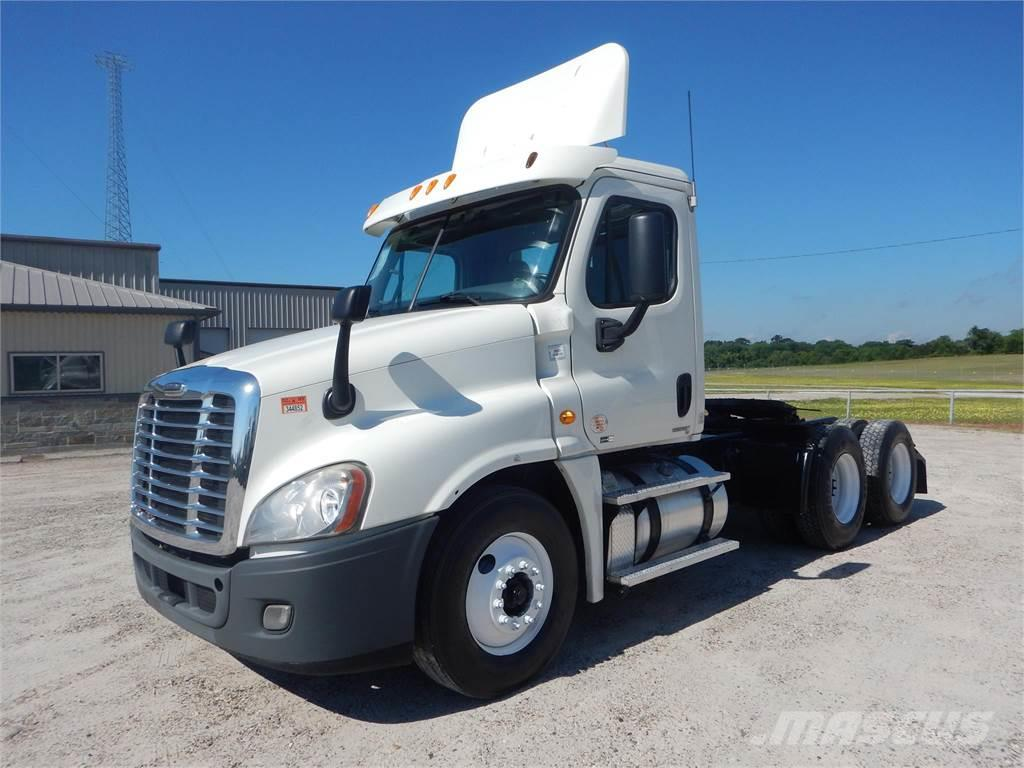 2011 Freightliner Cascadia For Sale >> Freightliner -cascadia-125 for sale Montgomery, Texas Price: $25,900, Year: 2011   Used ...