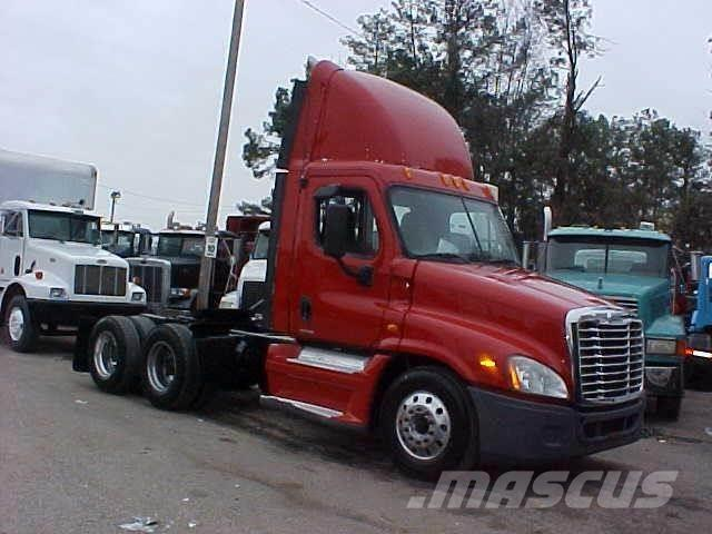 Freightliner CASCADIA 125