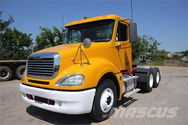 Freightliner Tractor Weight : Freightliner columbia tractor units price £