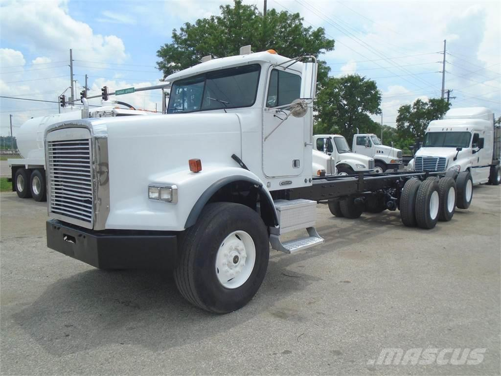 Used Freightliner Trucks For Sale >> Freightliner Fld120 For Sale Kansas City Kansas Year