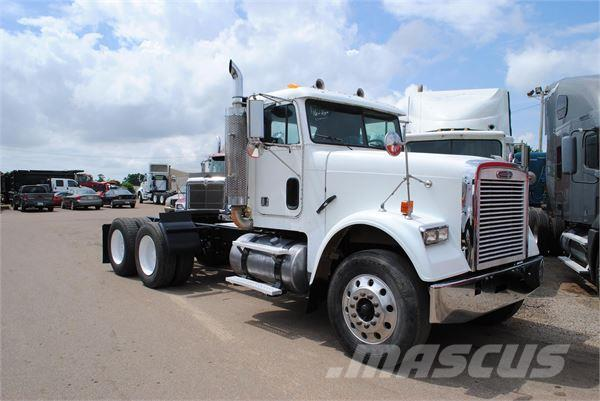 Freightliner Fld 120 : Freightliner fld classic for sale covington tennessee
