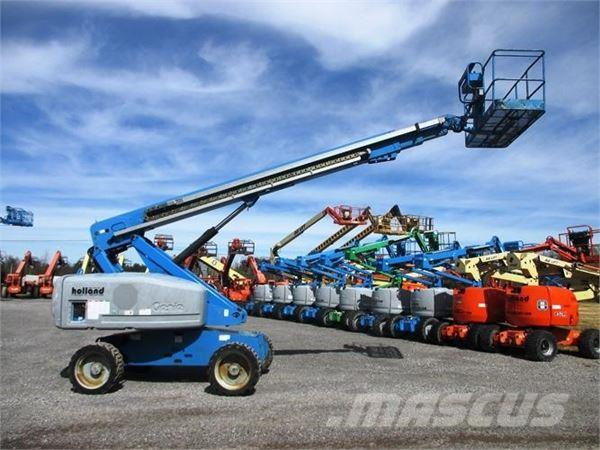 Genie S60, 2007, Articulated boom lifts