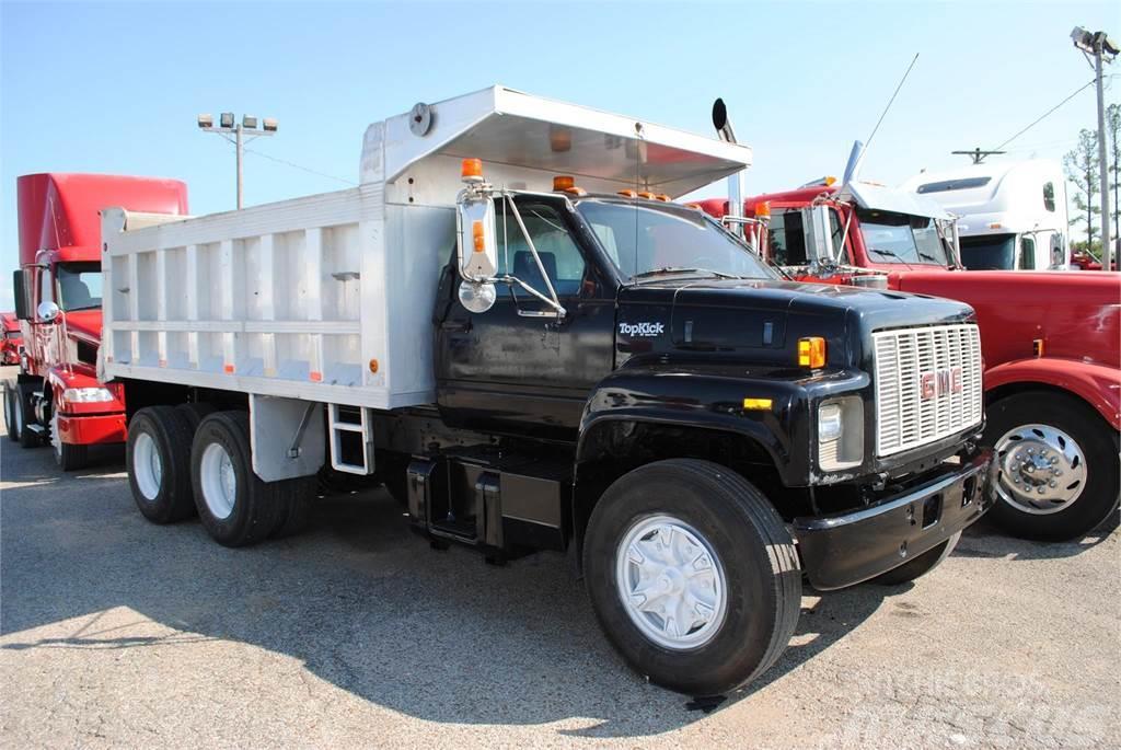 GMC -topkick-c7500 for sale Covington, Tennessee Price: $13,000 ...