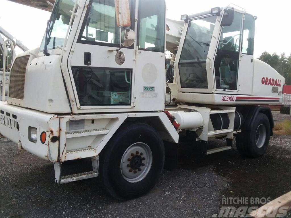 Gradall XL3100