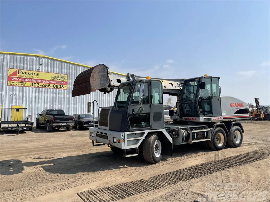 Gradall XL4100 II