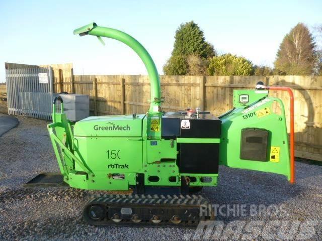 Greenmech ARBTRAK 150