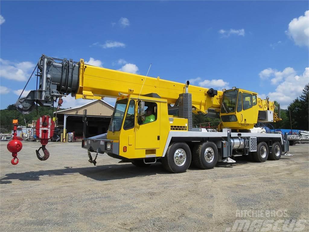 Grove tms700e all terrain cranes price 177 197 year for Crane grove