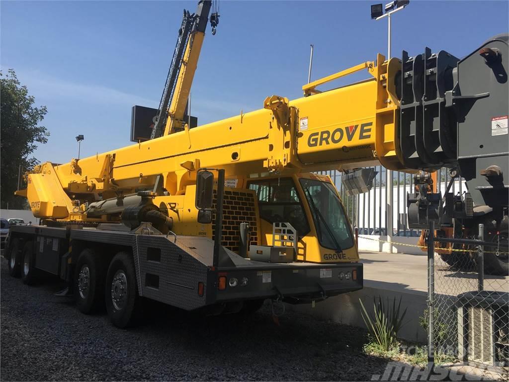 Grove TMS800E