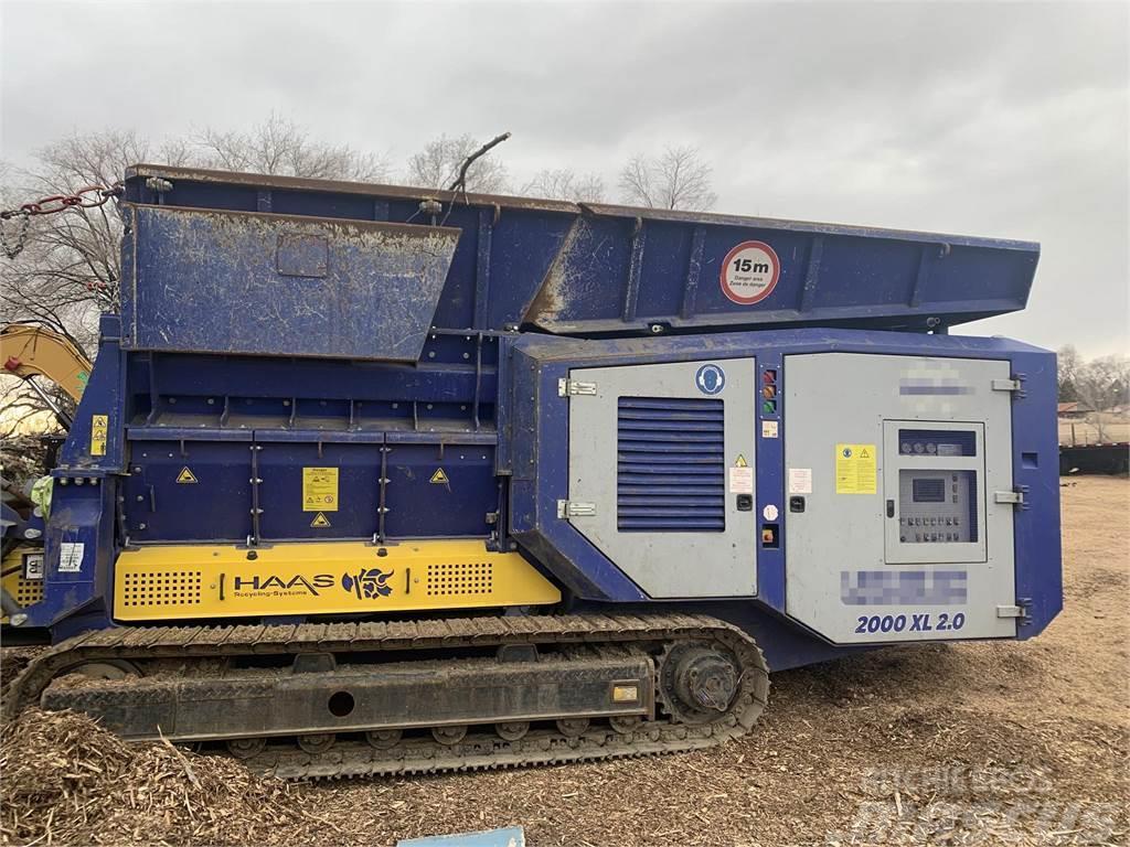 Haas TYRON 2000 XL