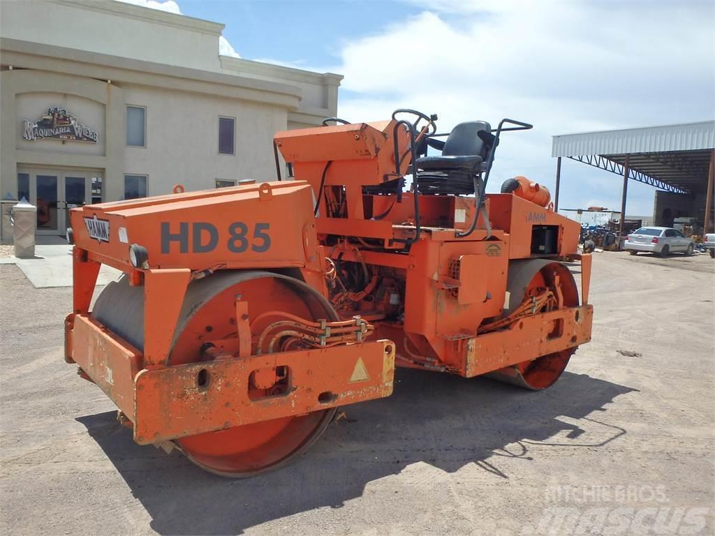 Hamm HD85C