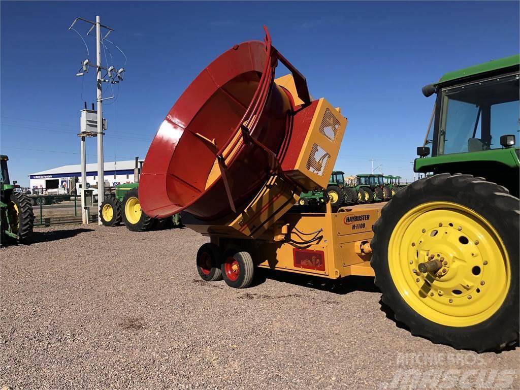 Haybuster H1100 TILT II