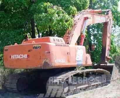 Hitachi EX400 LC-3