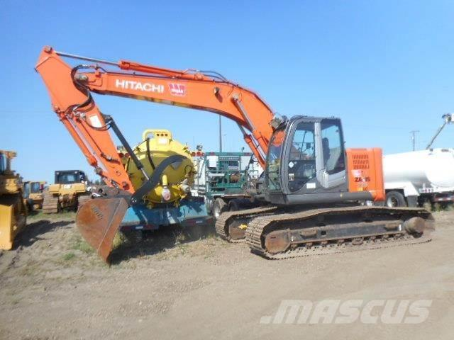 Hitachi ZX225US LC