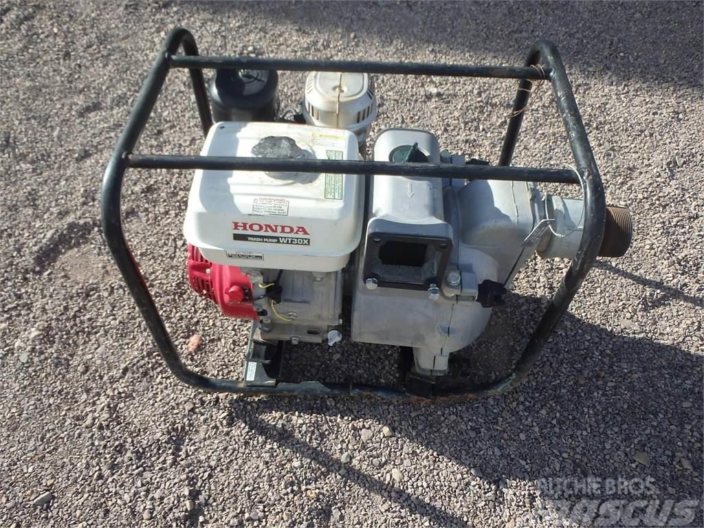 Honda WT30X
