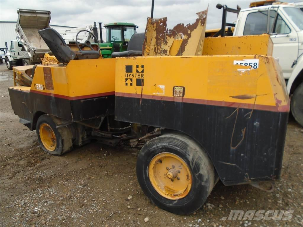 Hyster C350A