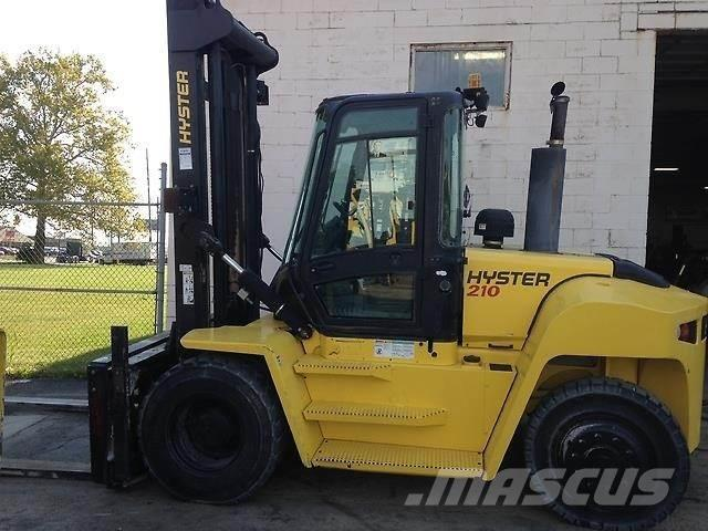 Hyster H210HD