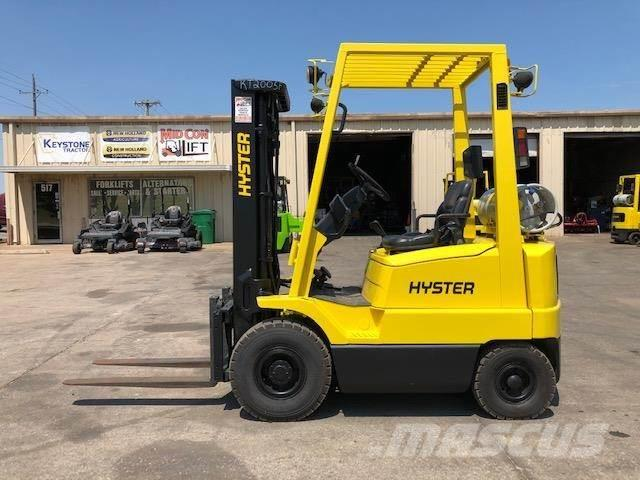 Hyster H30XM