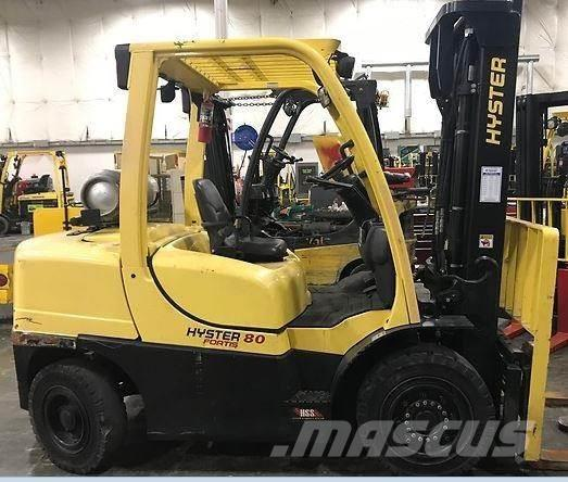Hyster H80FT