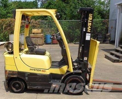 Hyster S50CT