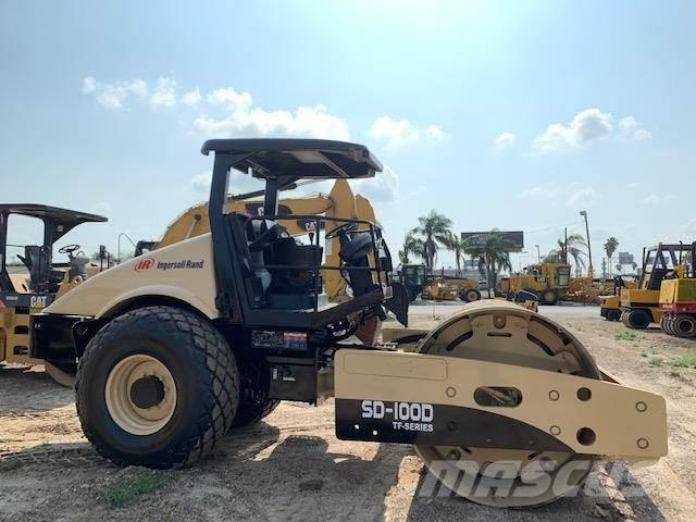 Ingersoll Rand SD100DX TF