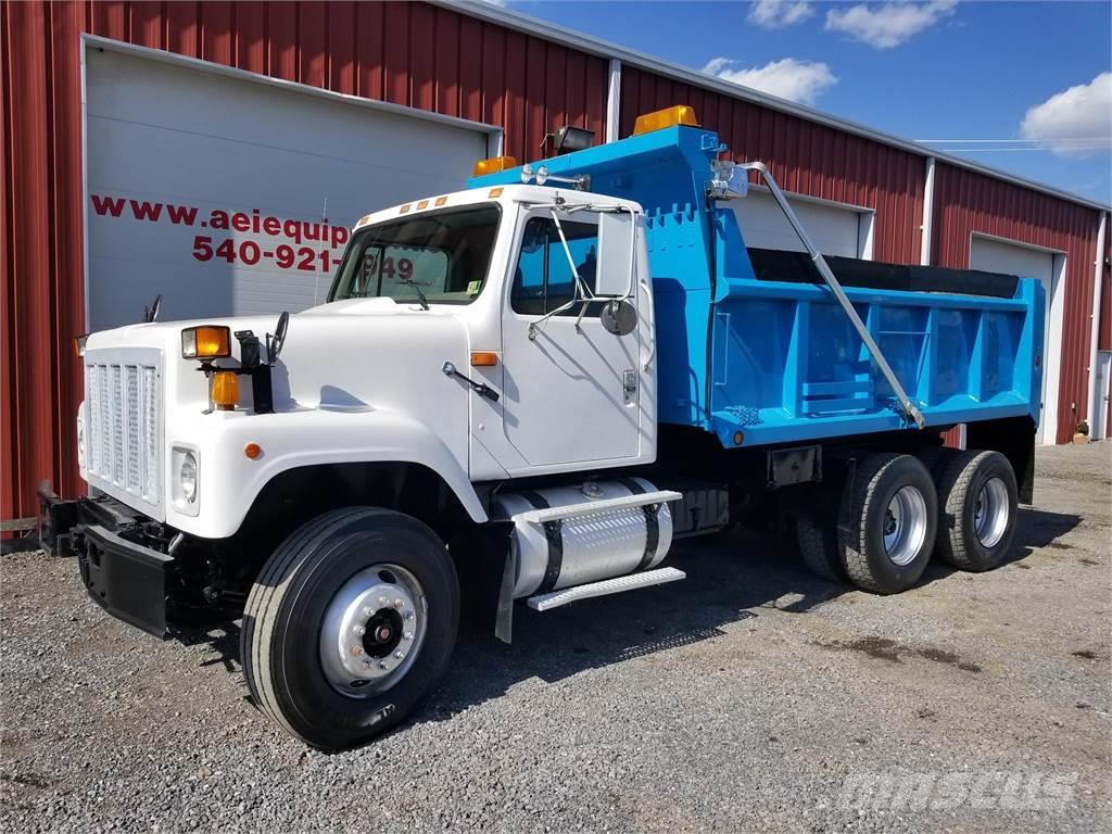 International 2554, 1998, Dump Trucks ...