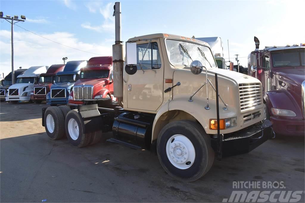 International 8100