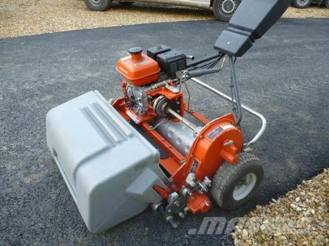 Used Jacobsen -tees-greens-walk-behind-mower-with-collec riding mowers Price: $1,282 for sale ...