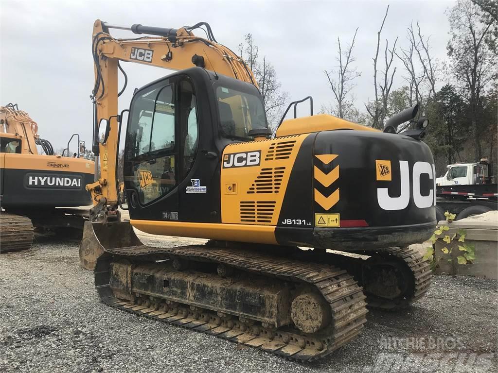 JCB JS131 LC