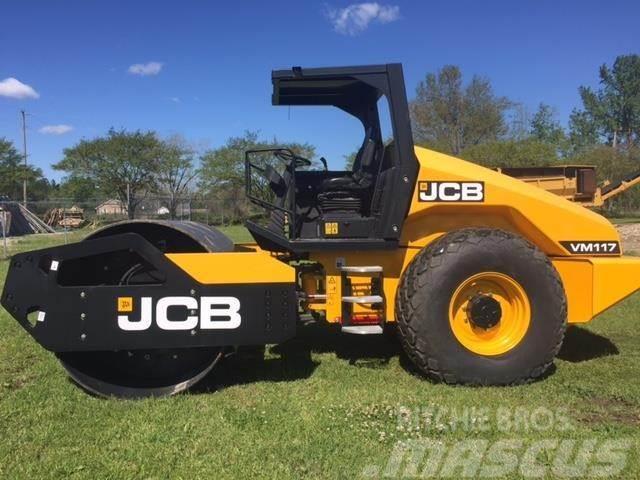 JCB Vibromax VM117D