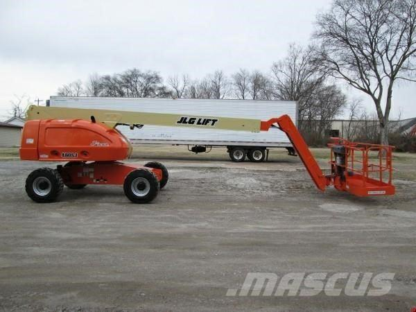 JLG 460sj For Sale Clarence New York Year 2007 Used