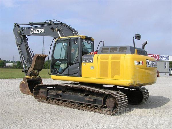 John Deere 210G LC