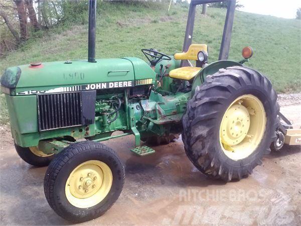 John Deere 2155, Tractors ...