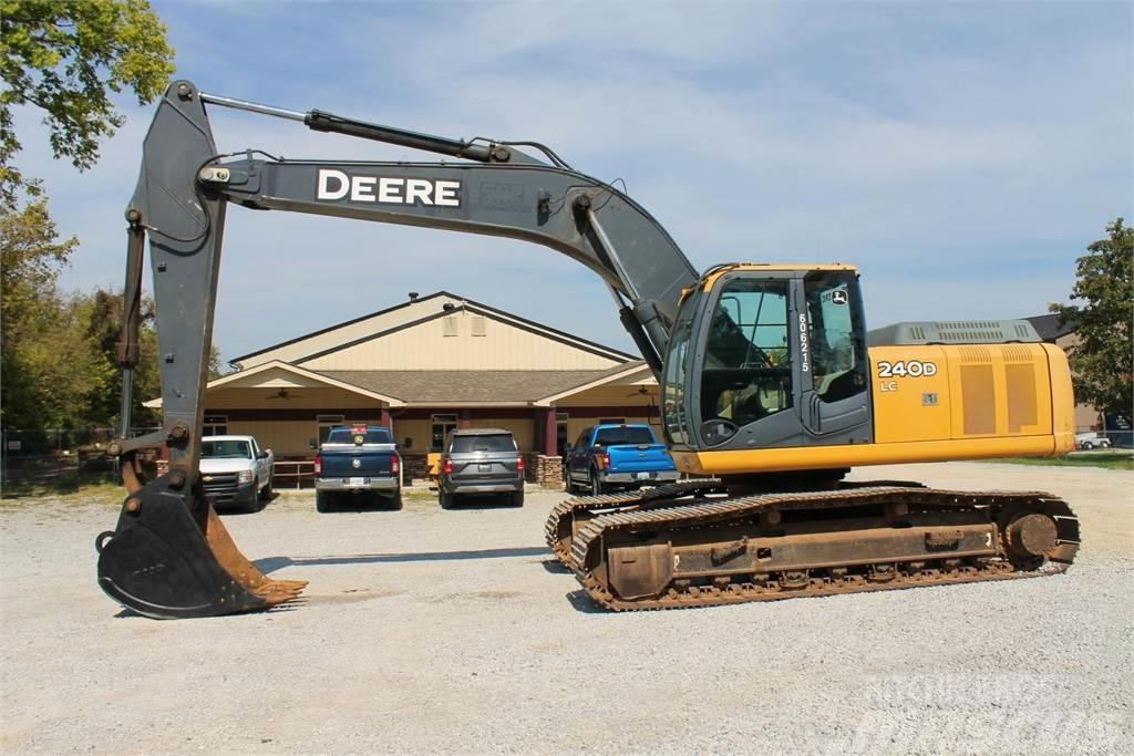 John Deere 240D LC