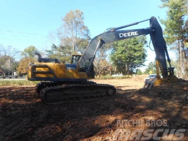 John Deere 290G LC