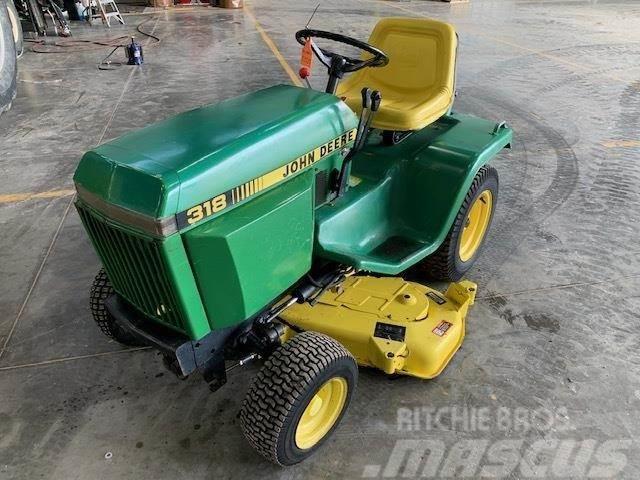 John Deere 318 >> John Deere 318 For Sale Wabash Indiana Price Us 1 995 Year 1984