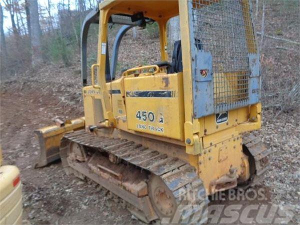 John Deere 450G LT