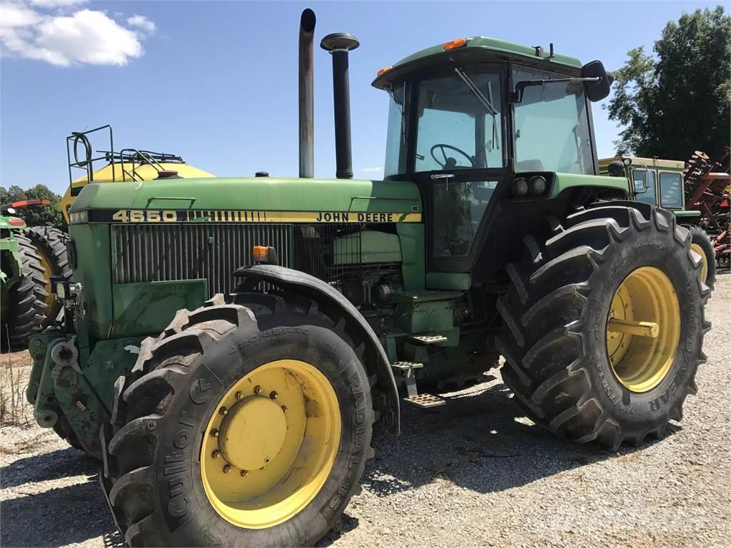 John Deere 4650 For Sale Dupont Indiana Price 24 500