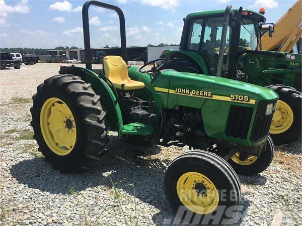 Used John Deere 5105 : John deere tractors used for sale