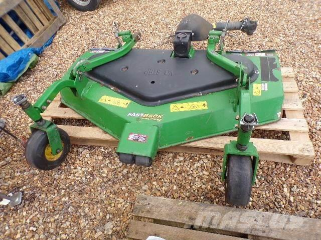 John Deere 62 OUTFRONT REAR DISCHARGE DECK