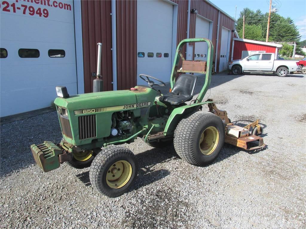 John Deere 650 >> John Deere 650 United States 5 813 1995 Tractors For Sale