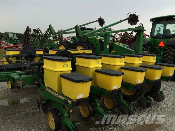 John Deere 7200 Planters Year Of Mnftr 1994 Price R 201 593 Pre