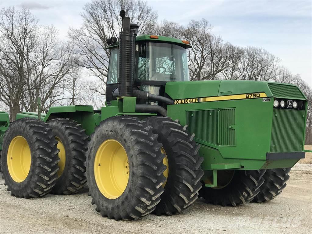 John Deere 8760 For Sale Dupont Indiana Price 40 000