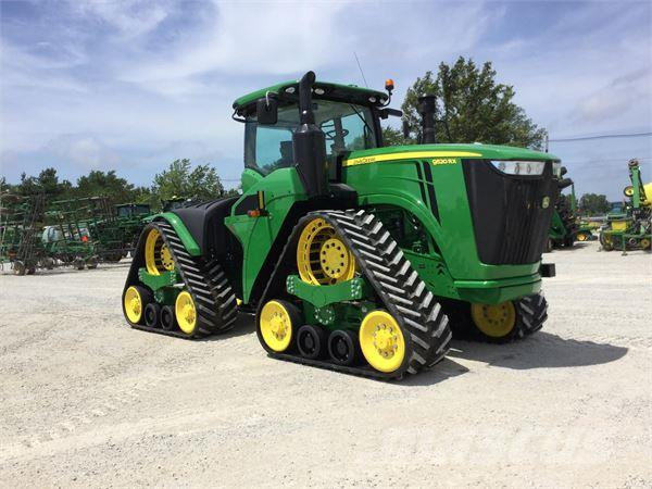 John Deere 9520rx For Sale Bluffton Indiana Price